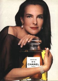 Chanel #5 by Chanel with Carole Bouquet 7 (1990).