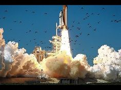 space shuttle challenger launches from launchpad at the kennedy space center in florida jan 28 1986 photo courtesy of nasa 31 years ago today. Also My first birthday. Challenger Space, Space Shuttle Challenger, Challenger 1986, Space Shuttle Disasters, Challenger Explosion, Hubble Space Telescope, Nasa Space, Kennedy Space Center, Space Shuttle