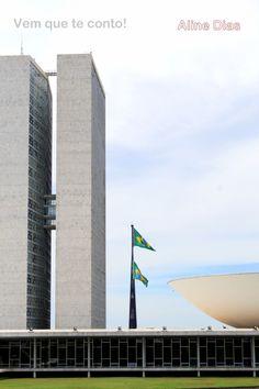 Palácio do Congresso Nacional, Brasília - Distrito Federal