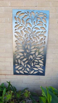 Leaf Privacy Screen Decorative panel