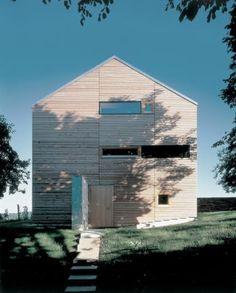Wespi de Meuron - trasformazione casa gö. a flawil sg 2000