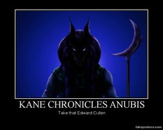 the kane chronicles sadie and anubis - Google Search
