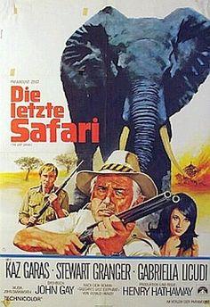 henry hathaway movie posters   Die letzte Safari Stream (1967) Film Stream Deutsch