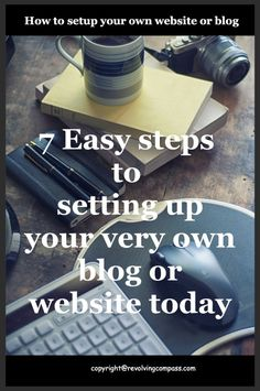 Setup a website or blog of your own with these 7 simple easy steps illustrated with the help of screenshots. | Bluehost | wordpress | blogging | India | US