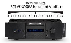 BAT VK-3000SE 인티앰프