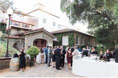 Outdoor Patio. Winery Wedding, Wedding Venue, South Bay Wedding Venues, Silicon Valley Wedding Venues, Rustic Elegance, Testarossa Winery, Los Gatos Winery
