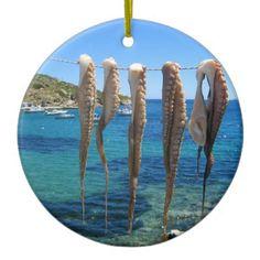 Faros - Sifnos Christmas Ornaments
