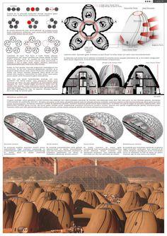 Space Fantasy, Fantasy Art, Concept Architecture, Architecture Design, Space Exploration Technologies, Mars Colony, Space Colony, Sci Fi Environment, Futuristic Design