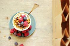 I ♥ Granola! Granola, Raspberry, Fruit, Food, Eten, Meal, Muesli, The Fruit, Raspberries
