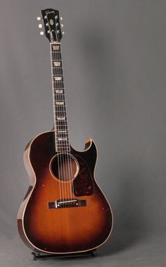 1955 Gibson CF-100  What I wouldn't give for this.