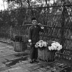 上海的历史,上海于1945年 的照片由Walter Arrufat(1920-2007年