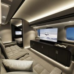 2018 Private Jets and Finest Aircrafts. aircraft Top 5 Most Luxurious Private Jets In The World Luxury Jets, Luxury Private Jets, Private Plane, Private Jet Flights, Luxury Van, Arquitectura Wallpaper, Dassault Falcon 7x, Executive Jet, Private Jet Interior