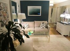 Apartment Therapy Sarah's Creative Changes 428 ft
