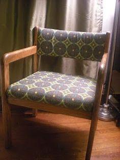 Waiting room Chair Refurbish
