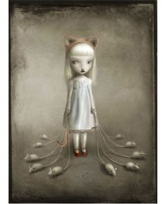 By nicoletta ceccoli.
