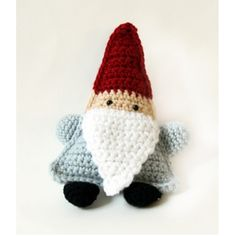 Ravelry: Amigurumi Gnome by Lion Brand Yarn