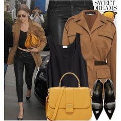 Celebrity Style: Gigi Hadid