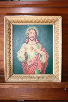Hey, I found this really awesome Etsy listing at https://www.etsy.com/listing/228266555/vintage-jesus-paint-by-numbers