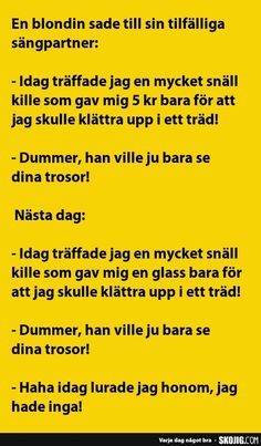 Swedish Quotes, Haha, Facts, Smile, Funny, Historia, Pictures, Ha Ha, Funny Parenting