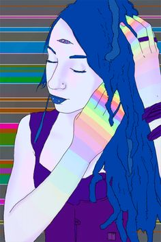 Colors ☆ Psychedelic ☆ Twitter: @Villasan110