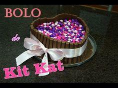 Receitinha ♡ Bolo de Kit Kat