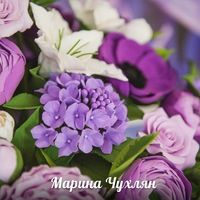 Цветы из полимерной глины Deco ,подарки ручной р