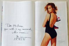 J.Crew Resurrected a Swimsuit Because They Were Asked To