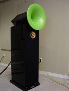 """Acapella - High Violon Cello II ,Audiophile High End Full Range Speakers"" !... http://about.me/Samissomar"