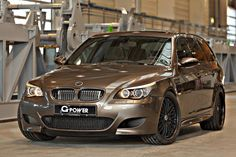 G-Power reveals 820 HP BMW M5 Hurricane RR Touring
