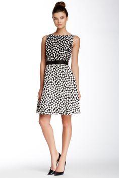 Taylor Multi Dot Dress by Taylor on @nordstrom_rack
