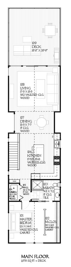 First Floor Plan image of Featured House Plan: BHG - 3637 ...