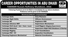 #Jobs In Jobs For #UAE