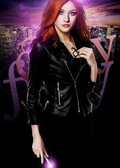 Clary Fray #Shadowhunters