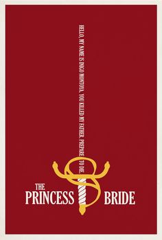 another fantastic film #theprincessbride