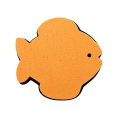 Otto Musica Artino Magic Pad For violin / viola Orange goldfish shape