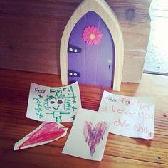 Fairy Homes, Door Ideas, Our Kids, Doors, Happy, D Day, House, Slab Doors, Fairy Houses