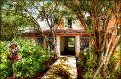 Landhuis Bloemhof, een van de vele landhuizen @ Curacao