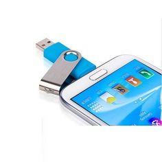 Memoria Externa Pendrive USB Mas MicroUSB 8 GB De Colores - http://complementoideal.com/producto/pendrive-usb-8-gb-de-colores/  - Accede rápidamente a tu información con el Pendrive 8 GB. Ligero y compacto va contigo a todas partes y gracias a la tecnología Plug and Play solo tendrás que conectarlo e inmediatamente empezará a funcionar. Una práctica solución para transportar tus datos fácilmente. Pendrive 2.0 Sin necesidad ...