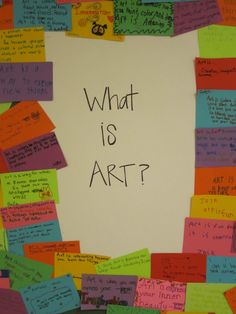 Think Create Art: Why is art important?