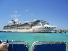 Carnival Miracle, Grand Turk