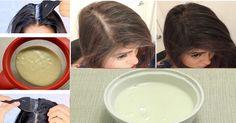 Легкие шаги для стимулирования ночного роста волос.