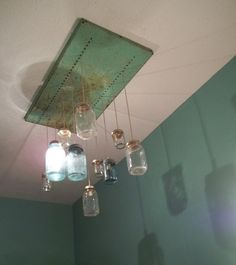 Love these light fixtures
