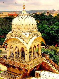 Birla Temple in Jaipur, India