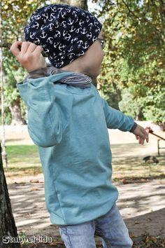 #Miro nach dem Schnitt von #Worawo genäht von #Stubbeldidu  #nähenfürkinderisttoll #nähenfetzt #boy #outfit #cool #hoodie #kids