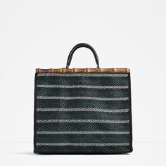 STRIPED TOTE-Shoulder bags-BAGS-WOMAN | ZARA United States