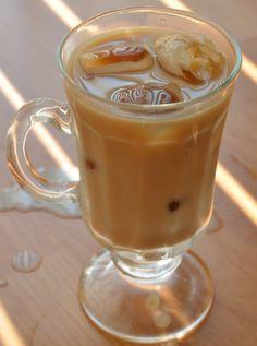 Recette de café glacé toute simple et rapide à faire