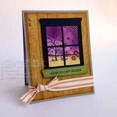Happy Scenes Fab Friday 71 by JanTInk - Cards and Paper Crafts at Splitcoaststampers