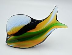 Fish Design, Glass Paperweights, Fish And Chips, Op Art, See Photo, Tea Pots, Glass Art, Etsy Shop, Check