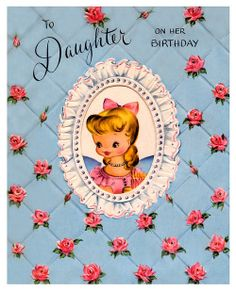 Ref N30 Niece Birthday Card You/'re Special ~ Princess Design Butterfly Flowers