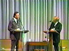 Dr. Walter Martin - Part 1 of 2 - Dialogue on the Doorstep with a Mormon 1984 - YouTube